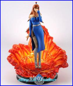 Naruto Terumi Mei Figurine GK Resin Model Statue Garage Kit Gokage Five Kage