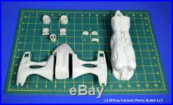 Nell Spacecraft from Battle Beyond the Stars 1144 Resin Model Kit