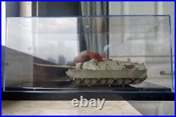 New 1/72 Scale US Army T28 Heavy Tank Assembled Painted Resin Model With Case