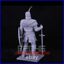 New Dark Souls 3 Solaire of Astora Resin GK Statue White Unpainted Model Kit