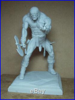 Next Resin Model kit based on the Neal Adams Illustration (conan barbarian)