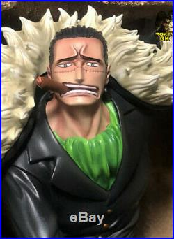 One Piece Sir Crocodile Statue GK Resin Model Kits LT Studio Pre-order