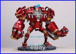 One Piece The Avenger Hulkbuster FRANKY Resin Figurine Garage Kit 1/6 Scale GK