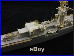 Orange Hobby N03-070-628 1/350 U. S. S Robert E. Peary(FF-1073) Resin and Full PE
