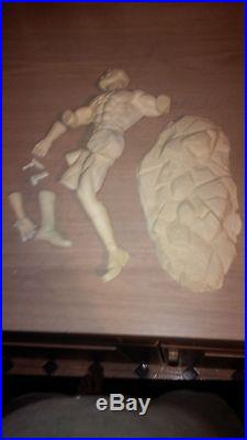 Orginal Superhero Solid Resin Model Kit Flash Gordon Limited