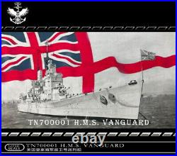 Ostrich Hobby resin kit 1/700 HMS Battleship Vanguard (TN700001)