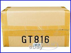 PORSCHE RWB BODY KIT BOURGOGNE GREEN WithRED INTERIOR 1/18 MODEL GT SPIRIT GT816