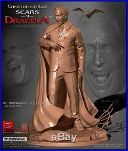 Pegasus-Scars Of Dracula Christopher Lee 1/6 Scale Resin Model Kit LTD EDITION
