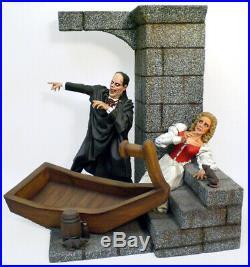 Phantom of the Opera Diorama 1/7 scale Jeff Yagher resin Model Kit