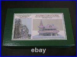 Pine Canyon Scale Models Gorre & Daphetid Rockbottom (Squawbottom) Station Kit