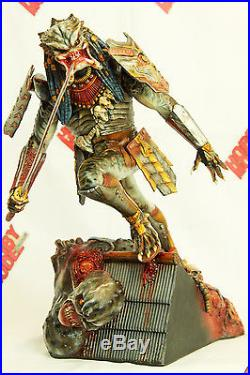 Predator Samurai Warrior Narin Rare Design 1/6 Unpainted Figure Resin Model Kit