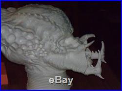 Predator prop/11 scale resin bust/life size model kit/elder predator 2 replica