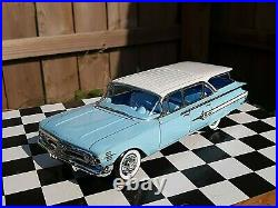 Pro built 1960 Chevy Nomad Wagon resin promo car. Built by Dan Decko