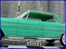 Pro built 1961 Oldsmobile Super 88 resin promo car. Built by Dan Decko