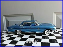 Pro built 1962 Oldsmobile Super 88 resin promo car. Built by Dan Decko