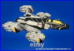 Prometheus 11000 Scale Resin Model Kit (In-Flight Configuration)