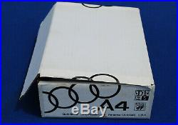 Quik Skins 1/24th Audi A4 Resin Body Model Kit MINT/Box 2003