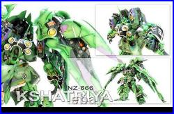 R07(unpainted) MERSA(Recast)1100 NZ-666 Kshatriya Resin Full kit+Ball Joint