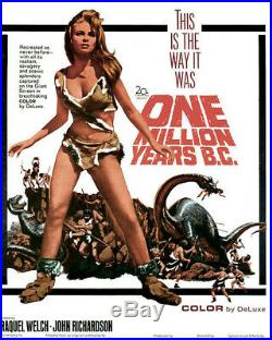 RAQUEL WELCH ONE MILLION YEARS BC RESIN MODEL KIT 1/5 SCALE Kit