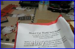 RESIN MODEL CAR KIT 1968 CHEVOLET IMPALA 125 Scale FREE SHIPPING LOT 0 0 0 1 24