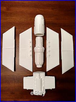 Rare 1/48 Smt Tie Obliterator Resin Model Kit