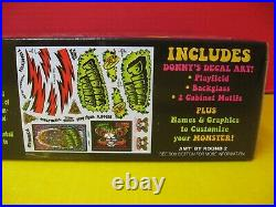 Rare 2017 Amt Artist Dirty Donny's Pinball Punk Ed Big Daddy Roth Type Monster