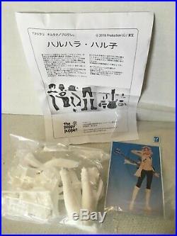 Rare FLCL HARUKO RESIN FIGURE Hobby Garage Model Kit progressive alternative htf