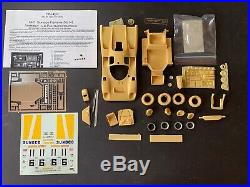 Rare Fisher Model and Pattern 1/24 1971 Sunoco Ferrari 512 M Resin Kit No BOX