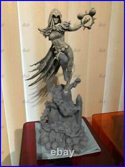 Raven Statue Resin Model Kits Unpainted 1/6 3D Printing Garage Kit IN STOCK