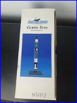 Real Space Models Gemini Titan 1/72 Scale Resin Kit