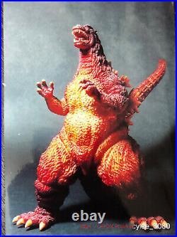 Red Lotus Godzilla 20CM Model Statue GK Resin Unpainted Garage Kit Unassembled