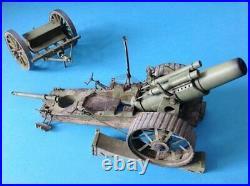 Resicast 1/35 British BL 8-inch Howitzer Heavy Gun Mk. II and Limber WWI 351241