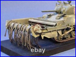 Resicast 1/35 Sherman Crab Mk. I Conversion (for Tasca / Dragon M4A4 kit) 351133
