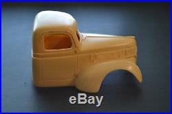 Resin 1941 41 Dodge Pickup Truck Power Wagon Model Kit