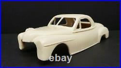 Resin 1950 Plymouth 3 Window Mr