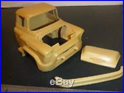 Resin 1955 Chevy 2 Ton Cab Forward Truck Ron Cash 1/25 Model Car Mountain