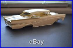 Resin 1958 58 Ford Fairlane 500 Hardtop by The Modelhaus Model Kit