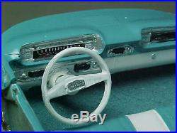 Resin 1959 2 Door Olsmobile 98 Nice built up Model car scaled in 1/25