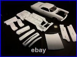 Resin 1969 Chrysler Three Hundred 2dr Hardtop Model Car Kit
