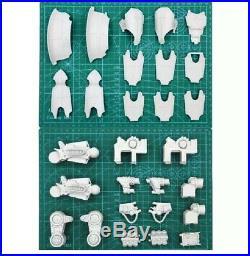 Resin Figure Model Kit Acastus Knight Porphyrion CyberPunk Unpainted Unassambled