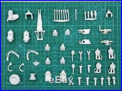 Resin Figure Model Kit Cerastus Knight Acheron Warrior CyberPunk Unpainted