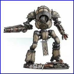 Resin Figure Model Kit Knight Cerastus Atrapos Warrior CyberPunk Unpainted