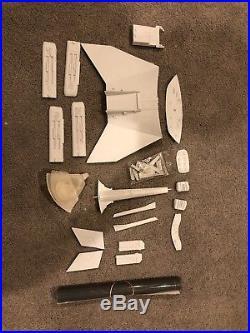 Resin Star Trek 1/350 Klingon Battle Cruiser KTinga Kit With Paint Masks