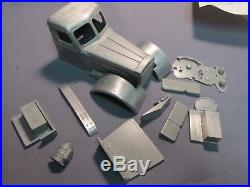 Resin cast Sterling model RWS 160 H. 1/25th scale