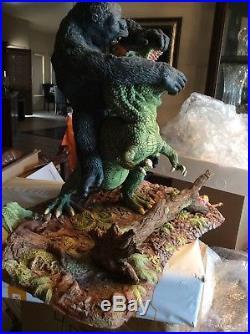Resin monster model kits