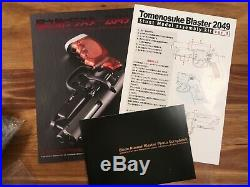 Resin stunt model prop replica Blade Runner Blaster kit 2049 Tomenosuke USA