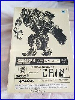 Robocop 2 Cain Model resin argonauts 1/12 sideshow rare japan garage kit ocp