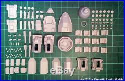 Rocinante from The Expanse 1144 Resin Model Kit