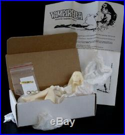 SEXY VAMPIRELLA RARE VISION RESIN MODEL 1st VAMPI KIT EARLY GARAGE KIT