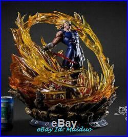 SHADOW Majin Vegeta Sacrifice resin Statue Dragon Ball Z Resin Model Kits GK 1/6